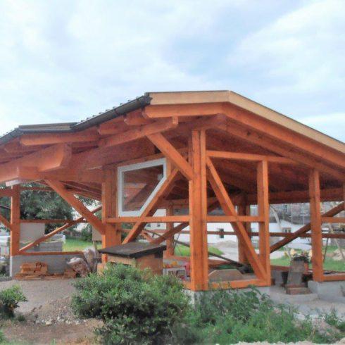Carport Holzbau Bachleitner (2)