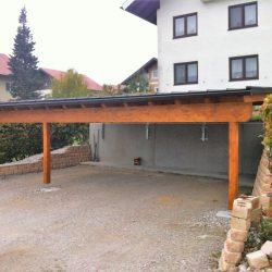 Carport Holzbau Bachleitner (4)