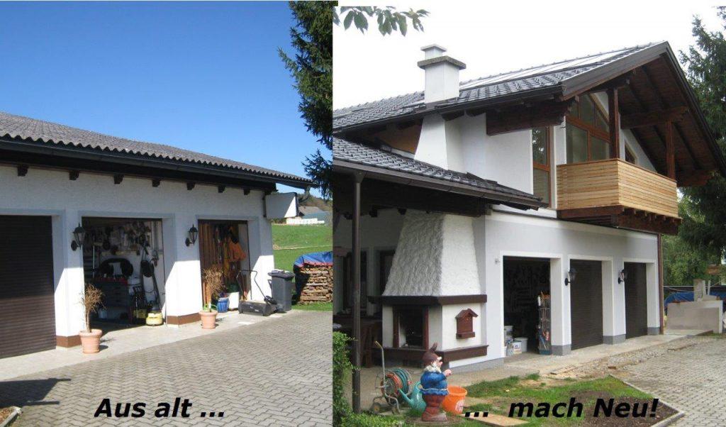 sanierung umbau renovierung holzbau bachleitner zimmerei holzhaus salzburg. Black Bedroom Furniture Sets. Home Design Ideas