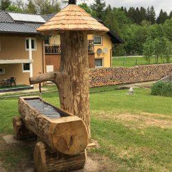 Holzbrunnen Bachleitner 2