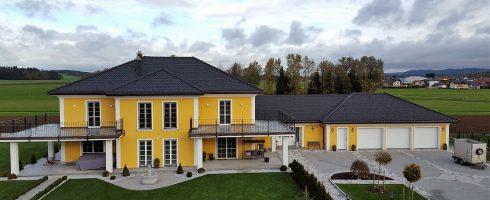 Massivbau Holzbau Holzhaus Bachleitner
