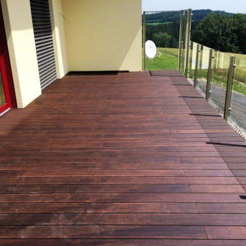 Terrasse Holz Bachleitner